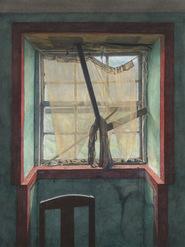Madeiran Window, the Blue Room