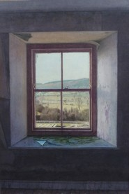 Bedroom Window, Ruffside Farm