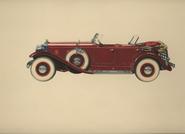 1932 Stutz Phaeton