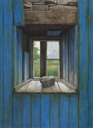 The Blue Porch