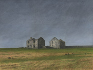 Wall Fell Farm - Original Watercolour